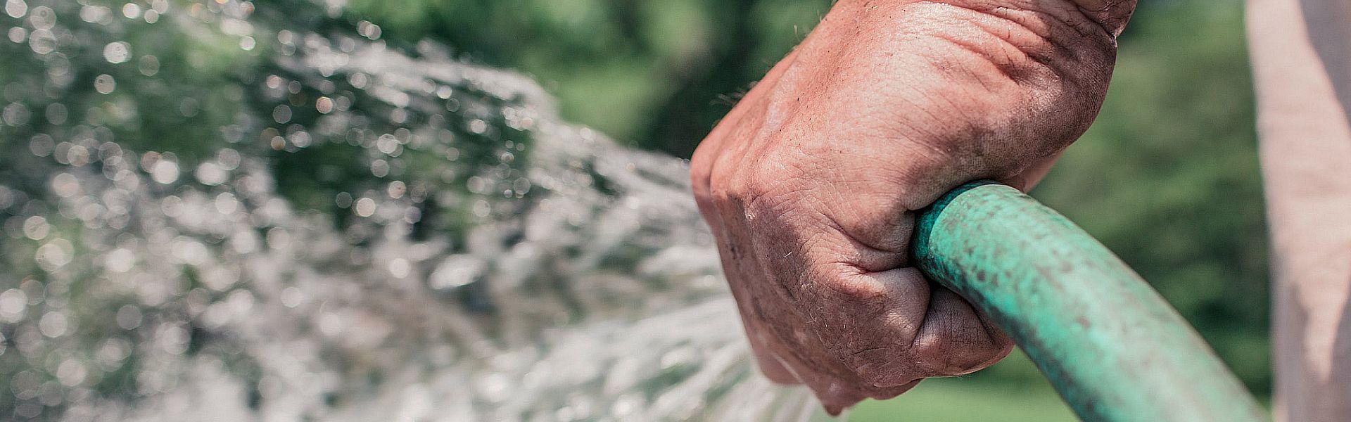 Bewässerungsservice